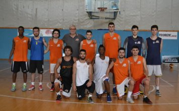Special coaching Amatori Basket Messina con coach Anselmo