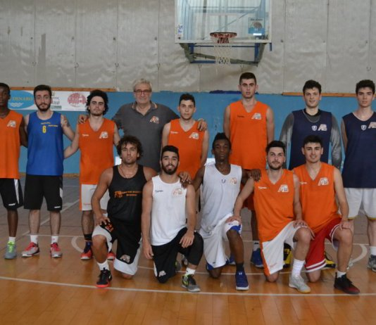 Special coaching Amatori Basket Messina con coach Anselmo
