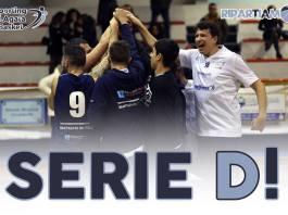 Sant'Agata promosso in serie D