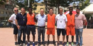Amatori Messina U17 3vs3 campione regionale