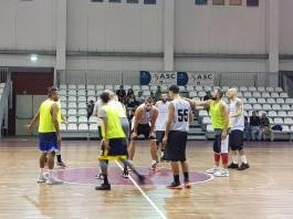 Amichevole Vis RC - Basket School Messina