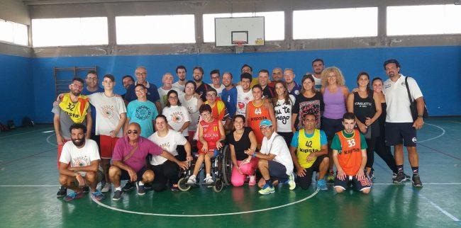 Corso allenatori Baskin di Avola (Sr)