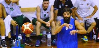 Marco Consoli in azione