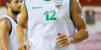Giacomo Sereni (ph. Basket Barcellona)