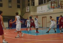 Under 20. Il derby tra Alfa Catania e Basket Acireale