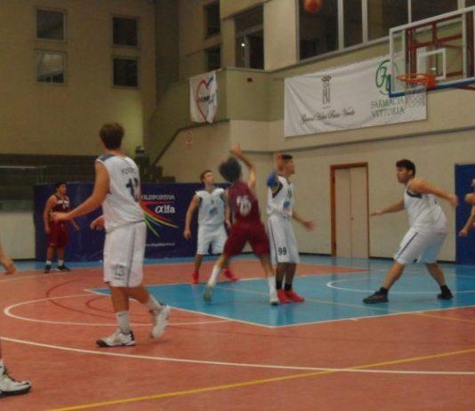 Under 20. Il derby tra Alfa Catania e Basket Acireale