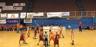 palla a due Amatori - Caltanissetta