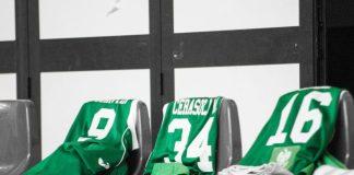 Le maglia del GM Basket Palermo