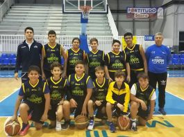 under 14 b Cestistica Licata