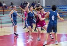 Nico Basket - Cus Unime - photo Daniele Renzi