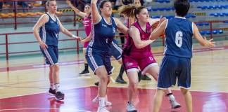 Nico Basket - Cus Unime - photo Daniele Renzi