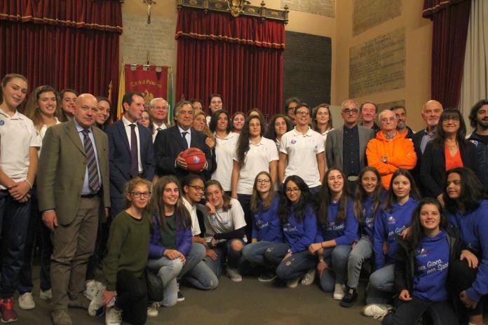 Presentazione Androsbasket Palermo