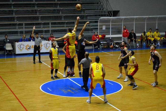 Sicily Express Courier Nuova Pallacanestro Messina - Basket School Gela
