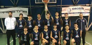 alfacus basket catania under 15