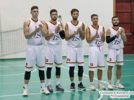 Quintetto Basket School Messina (Foto Lazzara)