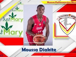 Moussa Diakite - JustMary Messina