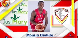Moussa Diakite - JustMary Messina