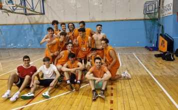 Amatori Basket Messina 2021 gruppo