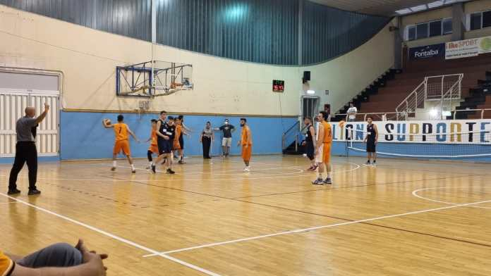 Amatori Basket Messina - Svincolati Milazzo