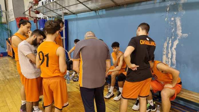 Timeout Amatori Basket Messina