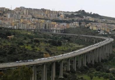 """Agrigento, lavori al """"Viadotto Morandi"""" in ritardo"""