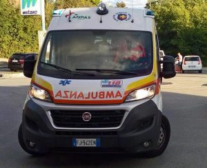 Incidente sul lavoro ad Agrigento, operaio ustionato
