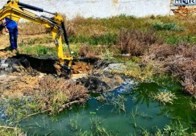 Disastro ambientale a San Leone (video)
