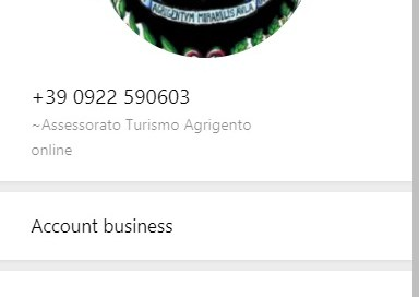 Accoglienza turistica Agrigento: servizio WhatsApp attivo al numero 0922 590603