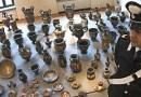 Consuntivo 2020 dei Carabinieri Tutela patrimonio culturale in Sicilia