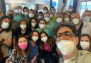 Covid: Lello Analfino canta per medici e sanitari a Palermo