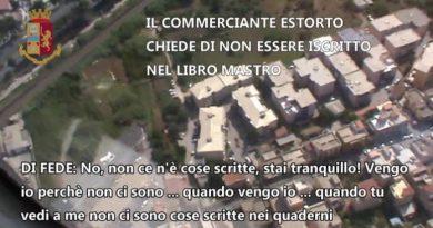 Mafia ed estorsioni, 16 arresti a Palermo