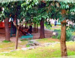 parco giochi a Mascalucia