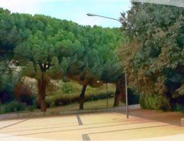 Parco Angelo d'Arrigo a Pedara