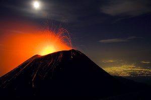 Eruzione Etna - Etna Volcano eruption
