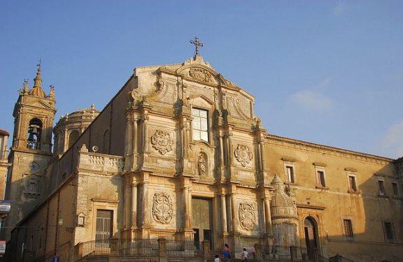 Caltagirone Chiesa San Francesco d'Assisi