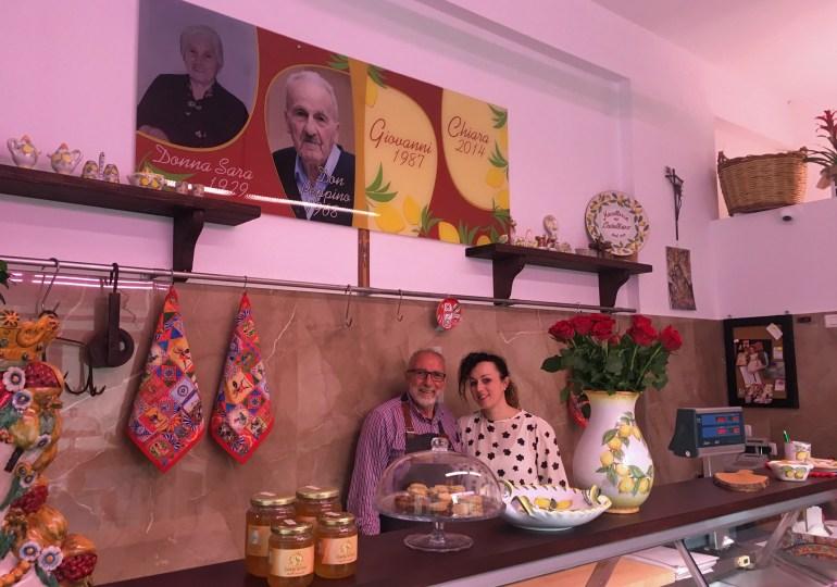 Storie belle dopo il terremoto. Riapre a Fleri la macelleria Cavallaro, quattro generazioni d'impresa e valori familiari