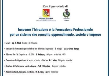 Il ruolo della formazione professionale per connettere società e imprese
