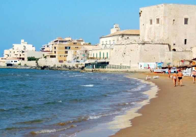 Bandiere blu: sette spiagge premiate in Sicilia