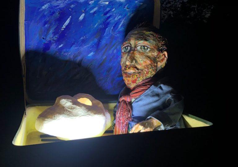 Etnamusa Festival: Van Gogh, Picasso e Chagall. La valigia di Cartura incanta il Vulcano