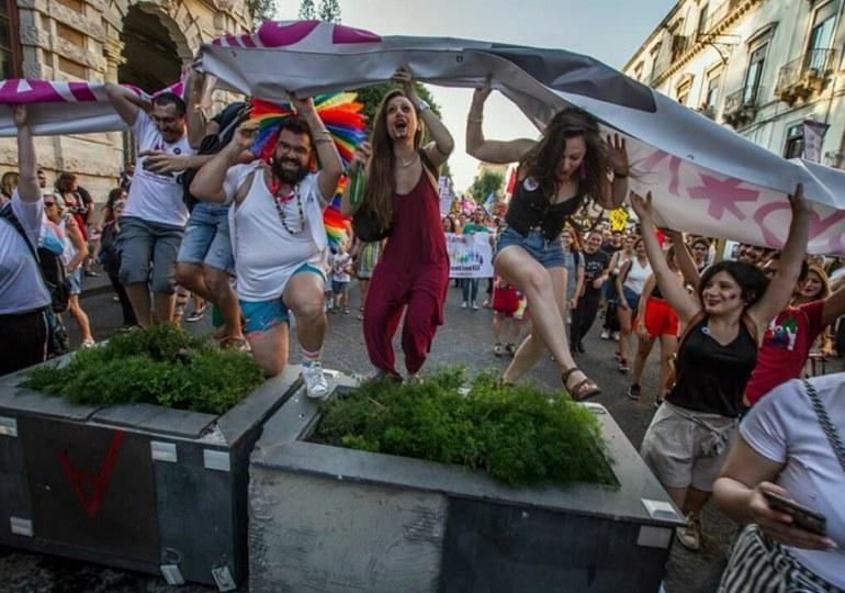 Grazie Catania Pride 2019