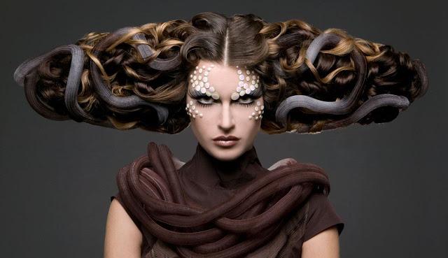La moda in testa