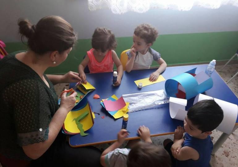Supporto alla genitorialità, il modello innovativo dei Centri per bambini e famiglie di H&S