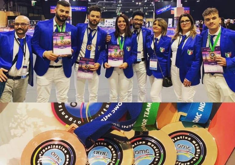 Ai Campionati Mondiali di Parigi  buone performance degli Acconciatori A.N.A.M. Sicilia