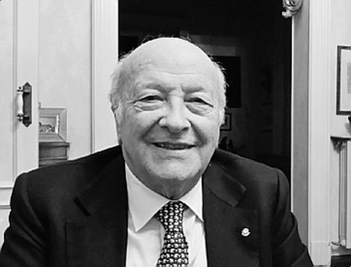 Si è spento il sorriso elegante del barone Mario Ursino