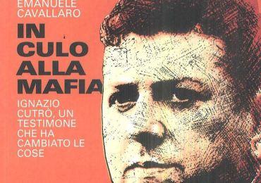 """Catania: """"In culo alla mafia"""", la storia di Ignazio Cutrò raccontata nel libro di Emanuele Cavallaro"""