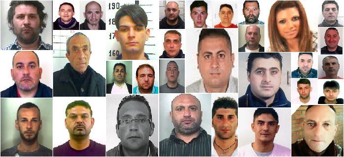 Mafia: blitz contro il clan Santapaola Ercolano, 31 arresti