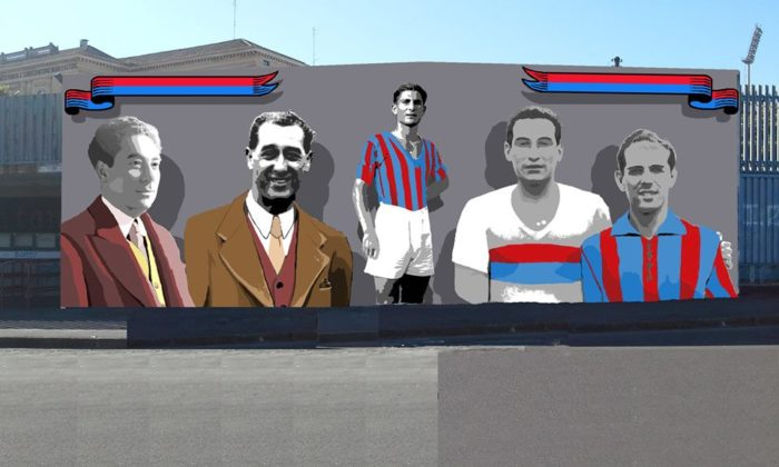 Il Calcio Catania ricorda Géza Kertész, l'allenatore-eroe