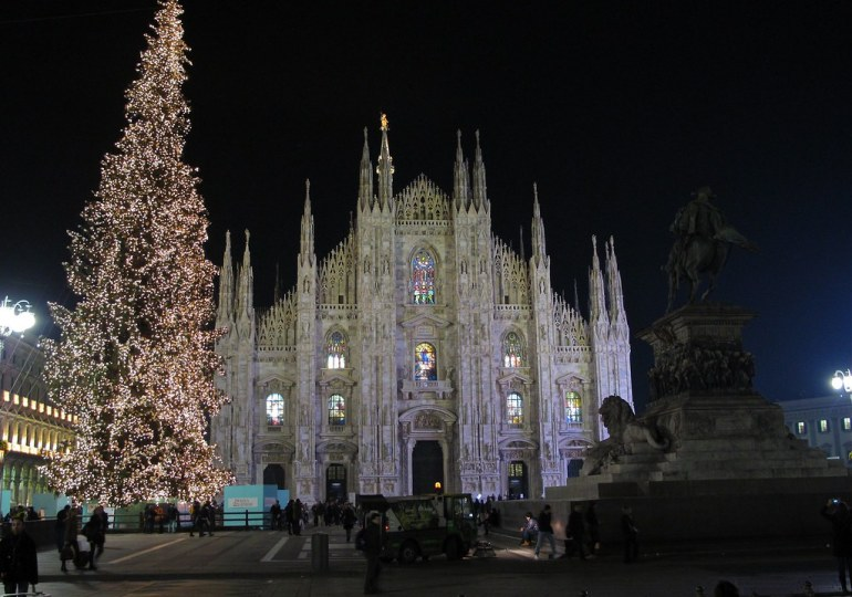 Santa Claus is coming to... Milano!