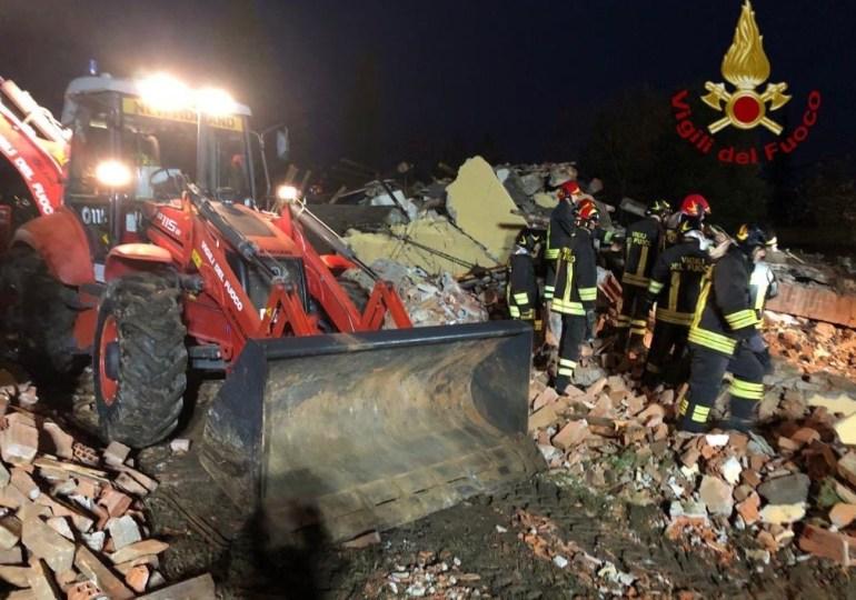 """Esplosione a Quargnento, Carmelo Barbagallo: """"Non chiamateci eroi"""""""
