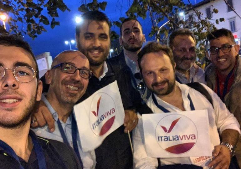 Salvatore Monciino coordinatore di Adrano 2.0 aderisce ufficialmente a Italia Viva